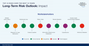 Long Term Risk Outlook Multistakeholders Impact
